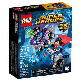 Կոնստրուկտոր 76068 Սուպերմենն ընդդեմ Բիզարոյի LEGO